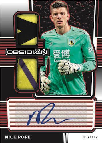 2020-21 Panini Obsidian Soccer Cards - White Pulsar Packs 10