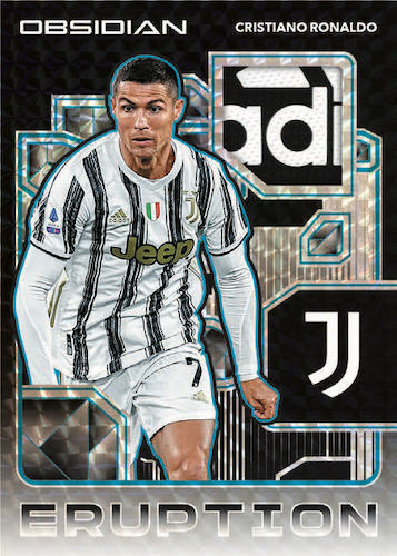 2020-21 Panini Obsidian Soccer Cards - Checklist Added 11