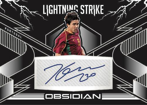 2020-21 Panini Obsidian Soccer Cards - White Pulsar Packs 9