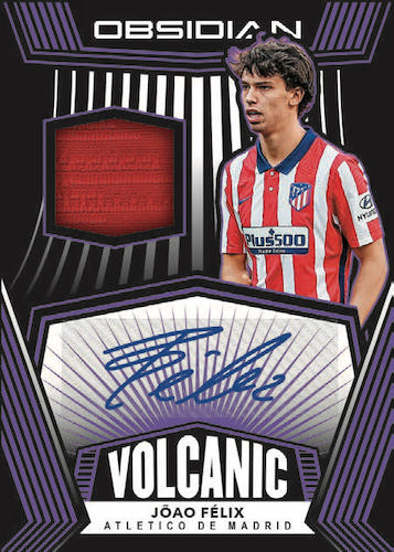 2020-21 Panini Obsidian Soccer Cards - Checklist Added 10