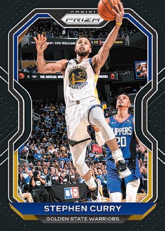 2020-21 Panini Prizm Basketball Cards - Checklist Added 4