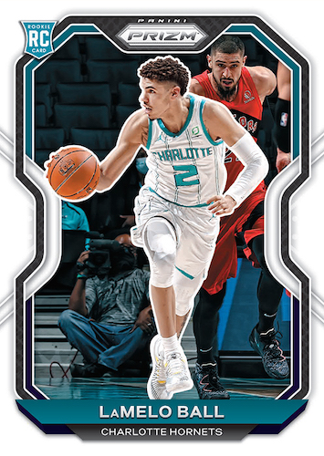 2020-21 Panini Prizm Basketball Cards - Checklist Added 3