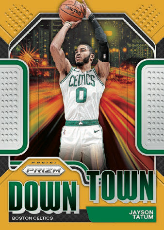 2020-21 Panini Prizm Basketball Cards - Checklist Added 5