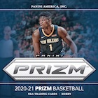 2020-21 Panini Prizm Basketball Cards