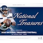 2020 Panini National Treasures Football Cards