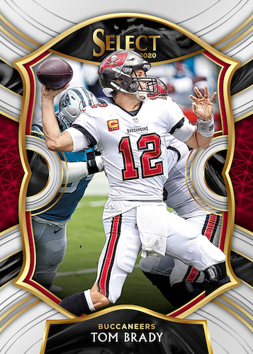 2020 Panini Select Football Cards - Checklist Added 3