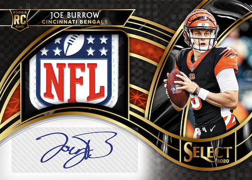 2020 Panini Select Football Cards - Checklist Added 8