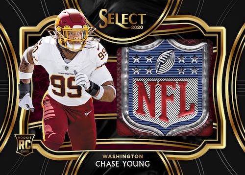 2020 Panini Select Football Cards - Checklist Added 9