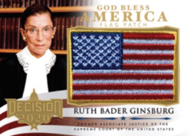 Decision 2020 Series 2 Political Trading Cards 5