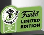 2021 Funko Emerald City Comic Con Exclusives ECCC Virtual Con Spring Convention Guide & Shared List 1