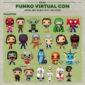 2021 Funko Emerald City Comic Con Exclusives ECCC Virtual Con Spring Convention Guide & Shared List 9