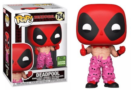 Ultimate Funko Pop Deadpool Figures Checklist and Gallery 79