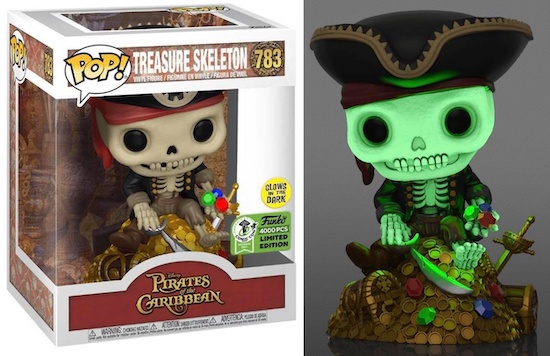 Ultimate Funko Pop Pirates of the Caribbean Figures Gallery and Checklist 15