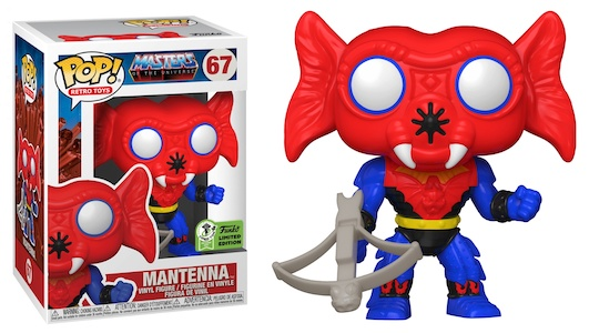 Ultimate Funko Pop Masters of the Universe Figures Checklist and Gallery 58