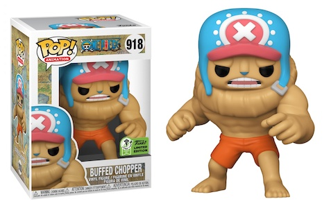 Ultimate Funko Pop One Piece Figures Gallery and Checklist 15