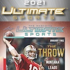 2021 Leaf Ultimate Sports Multi-Sport Cards