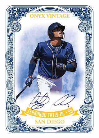 2021 Onyx Vintage Baseball Cards 2