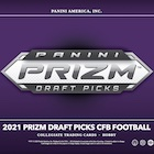 2021 Panini Prizm Draft Picks Football Cards
