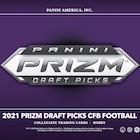 2021 Panini Prizm Draft Picks Football
