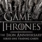 2021 Rittenhouse Game of Thrones Iron Anniversary Series 1 NonSport