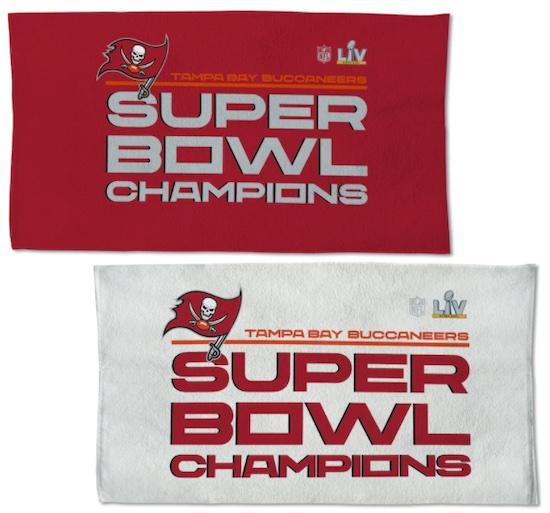 2021 Tampa Bay Buccaneers Super Bowl Champions Memorabilia Guide 11