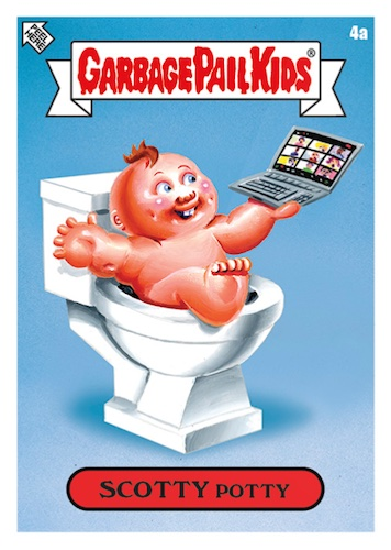 2021 Topps Garbage Pail Kids Exclusive Trading Cards Checklist 7