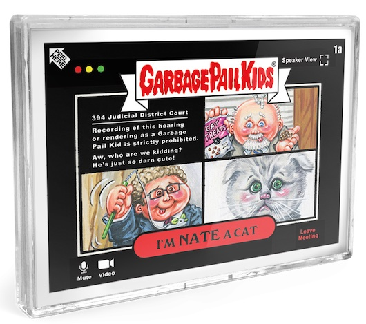 2021 Topps Garbage Pail Kids Exclusive Trading Cards Checklist 6