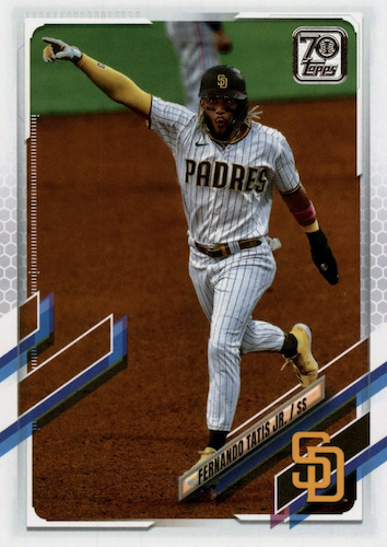 2021 Topps Series 1 Baseball Variations Gallery and Checklist 2