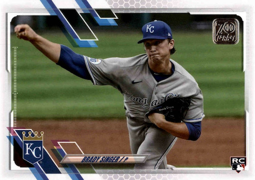 2021 Topps Series 1 Baseball Variations Gallery and Checklist 73