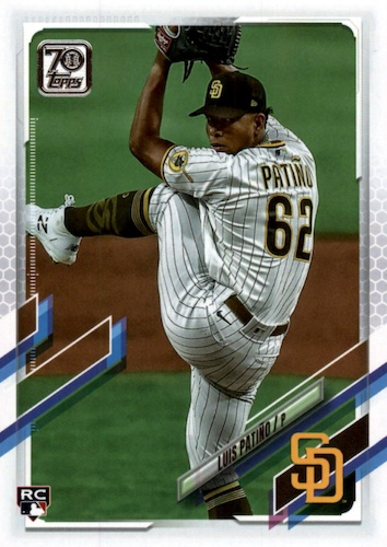 2021 Topps Series 1 Baseball Variations Gallery and Checklist 86
