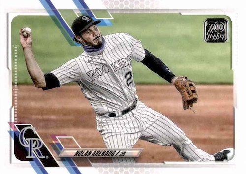 2021 Topps Series 1 Baseball Variations Gallery and Checklist 16