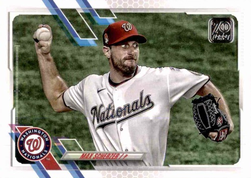 2021 Topps Series 1 Baseball Variations Gallery and Checklist 163