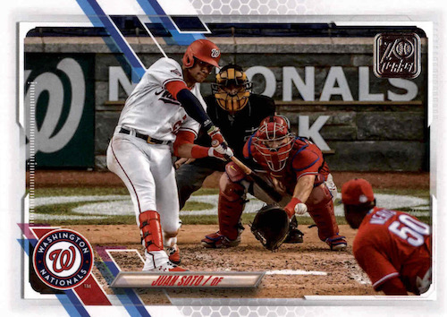 2021 Topps Series 1 Baseball Variations Gallery and Checklist 166