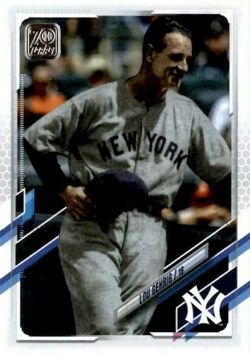 2021 Topps Series 1 Baseball Variations Gallery and Checklist 75