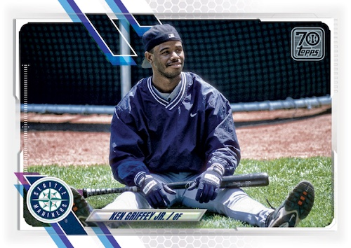 2021 Topps Series 1 Baseball Variations Gallery and Checklist 115