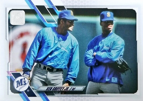 2021 Topps Series 1 Baseball Variations Gallery and Checklist 116