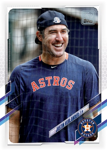 2021 Topps Series 1 Baseball Variations Gallery and Checklist 57
