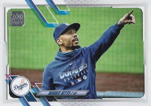 2021 Topps Series 1 Baseball Variations Gallery and Checklist 14
