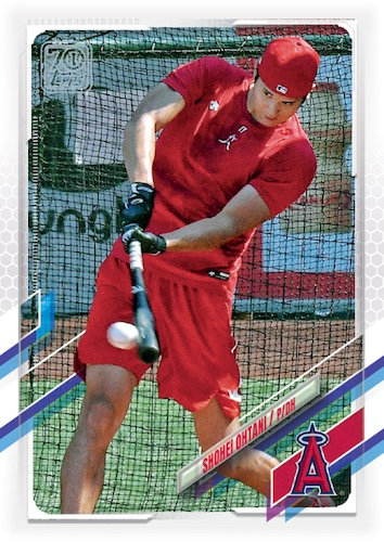 2021 Topps Series 1 Baseball Variations Gallery and Checklist 67