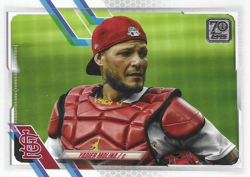 2021 Topps Series 1 Baseball Variations Gallery and Checklist 89