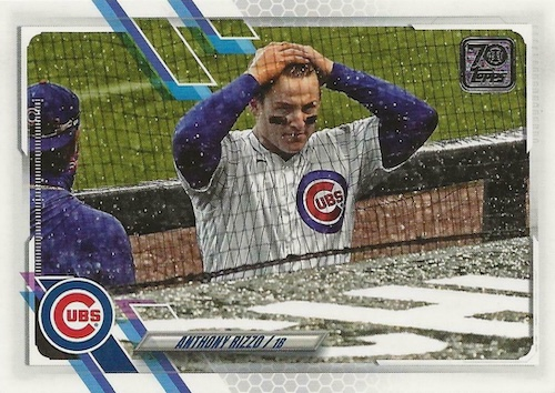 2021 Topps Series 1 Baseball Variations Gallery and Checklist 109