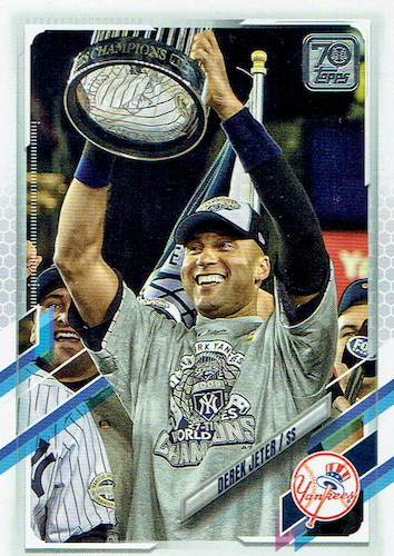 2021 Topps Series 1 Baseball Variations Gallery and Checklist 110