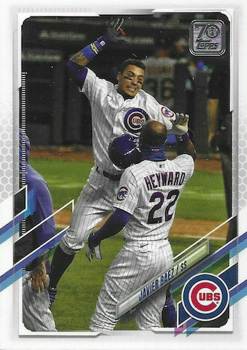 2021 Topps Series 1 Baseball Variations Gallery and Checklist 161