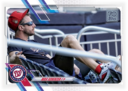 2021 Topps Series 1 Baseball Variations Gallery and Checklist 164