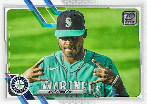 2021 Topps Series 1 Baseball Variations Gallery and Checklist 29
