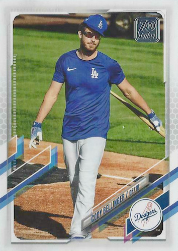 2021 Topps Series 1 Baseball Variations Gallery and Checklist 34