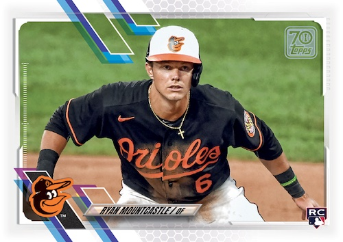 2021 Topps Series 1 Baseball Variations Gallery and Checklist 64