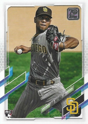 2021 Topps Series 1 Baseball Variations Gallery and Checklist 87