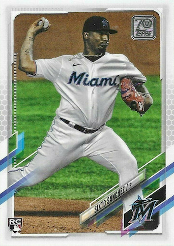 2021 Topps Series 1 Baseball Variations Gallery and Checklist 19