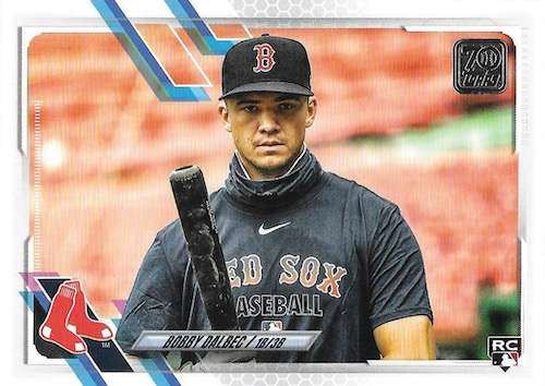 2021 Topps Series 1 Baseball Variations Gallery and Checklist 21